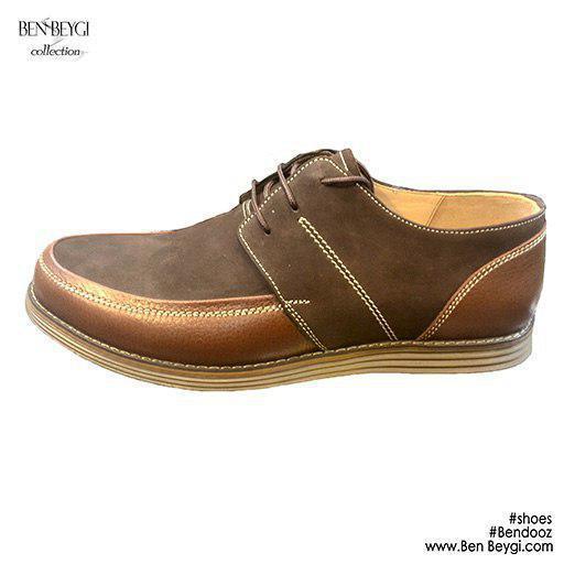 مدل کفش مردانه اسپرت دو رنگ