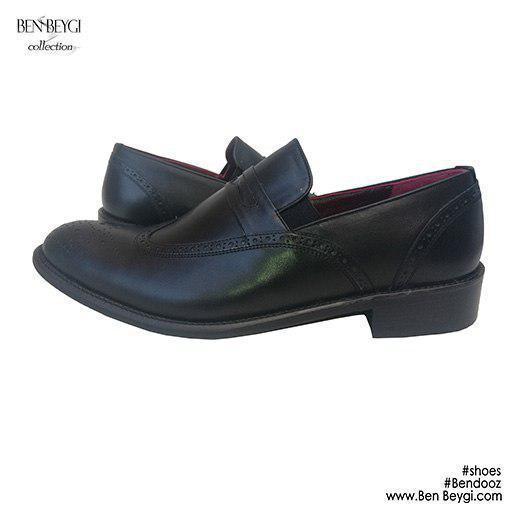 مدل کفش مردانه هشت ترک