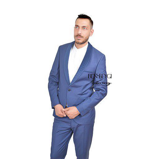 مدل کت و شلوار مردانه ترک یقه انگلیسی