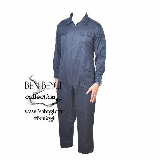 لباس کار یکسره کد 117
