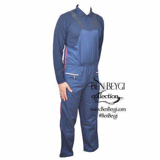 لباس کار دوبنده کد 118