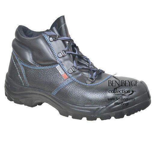 کفش ایمنی ساق دار کد120