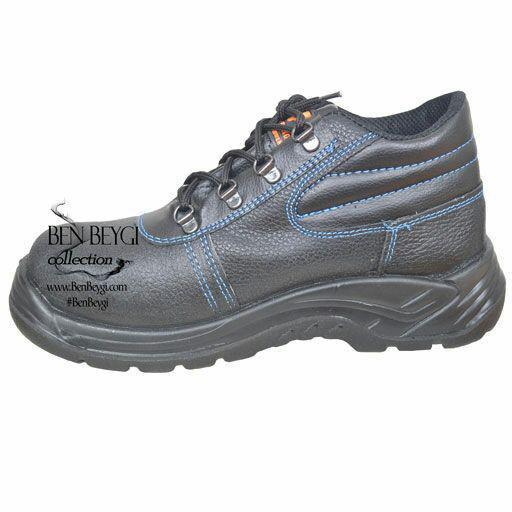 کفش ایمنی ساق کوتاه کد121
