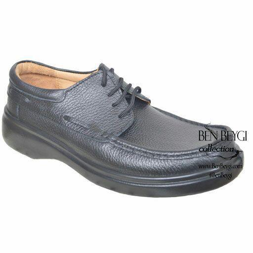 کفش کارمردانه اداری نگهبانی کد124