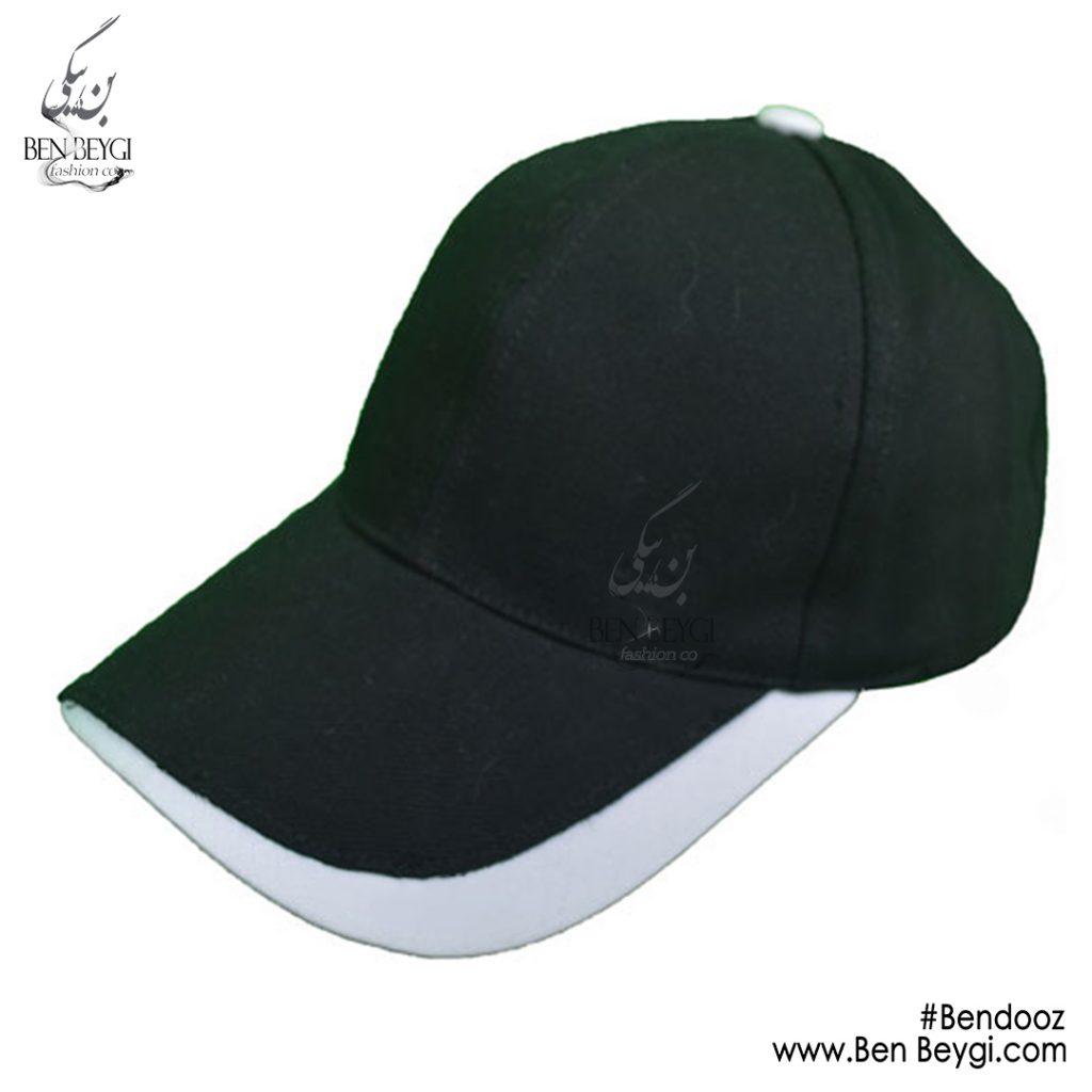 کلاه لبه دار با بندوز
