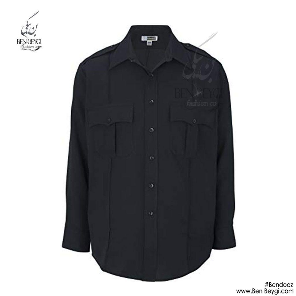 پیراهن-حفاظتی-مشکی